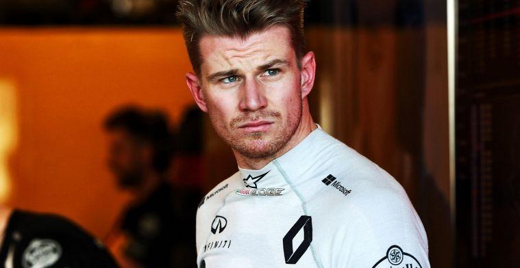 Hulkenberg: Het team van Haas is momenteel onze grootste bedreiging