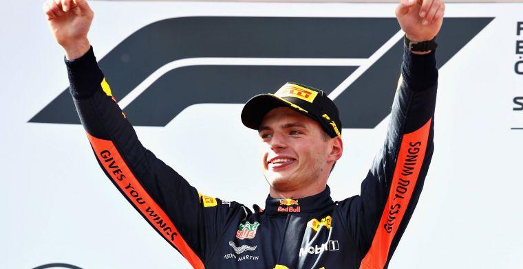 Formule 1 Power Ranking – Verstappen wederom bovenaan!