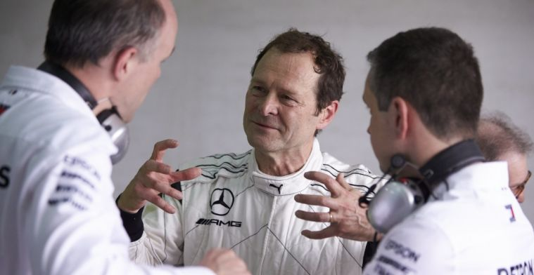 Mercedes moet afscheid nemen van technisch directeur