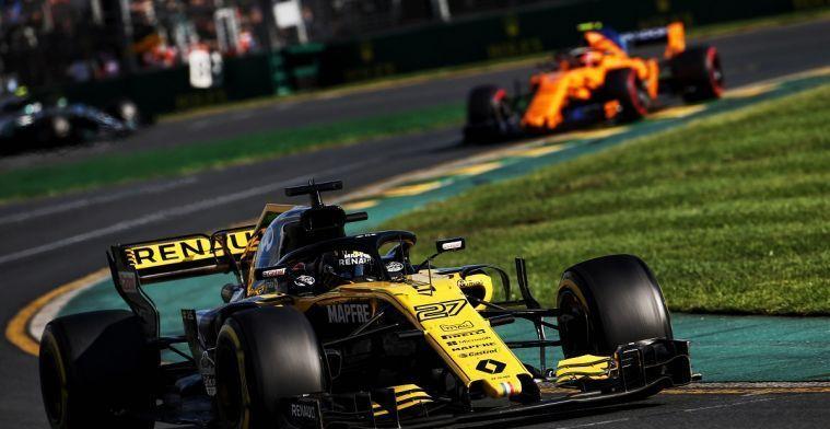 Renault wil vierde positie voortzetten en komt met upgrades in Hockenheim