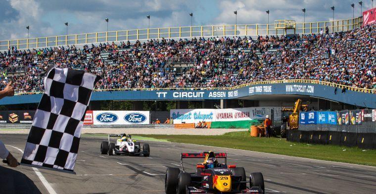 Formule 1 mag geen herrie maken tijdens Grand Prix in Assen