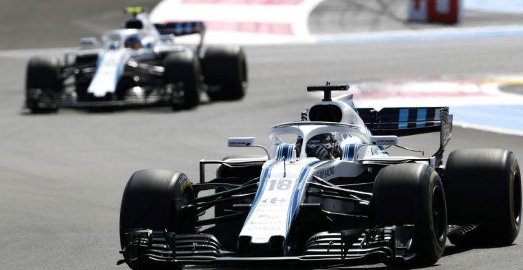 Williams: Volgende upgrades zullen geen wonderen verrichten