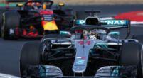 Afbeelding: Waarom Verstappen en Ricciardo met andere vleugels reden op Silverstone
