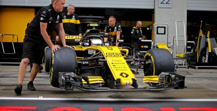 """Renault: """"Erop of eronder met bandenmanagement op Hockenheim"""""""