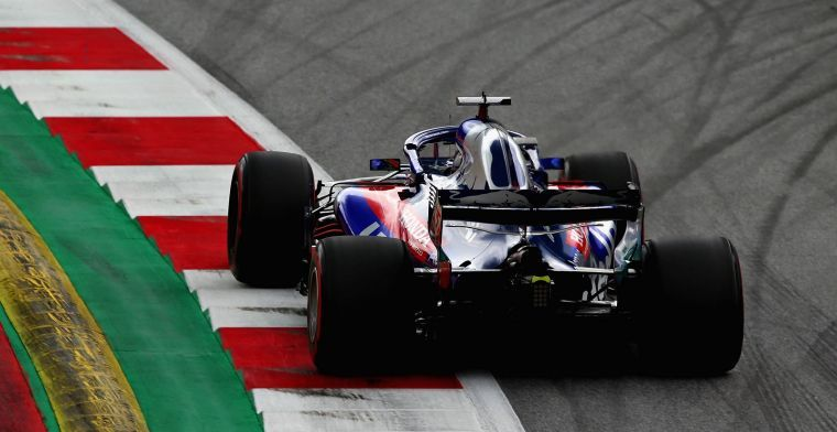 Red Bull allow Honda to use Toro Rosso for testing