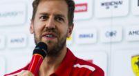Afbeelding: Vettel zal zich nooit laten beïnvloeden door de Formule 1
