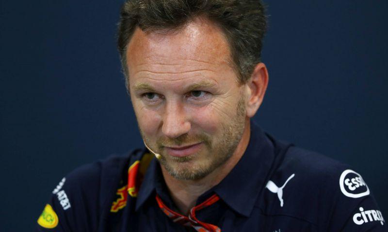 Afbeelding: ''Bij Renault kijken ze niet naar de Red Bull-wagen''