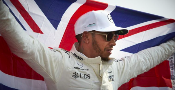 Hamilton signs deal making him best paid F1 driver ever