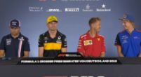 Image: WATCH: 2018 German Grand Prix press conference