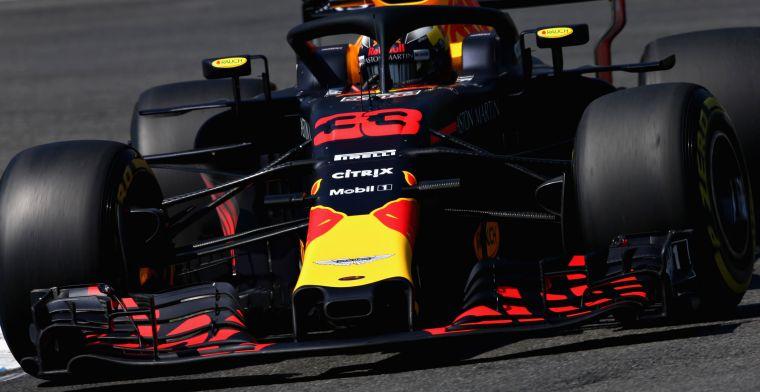 Paul di Resta: Red Bull veel sterker dan in Oostenrijk