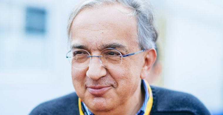 Marchionne set to step down as Ferrari boss