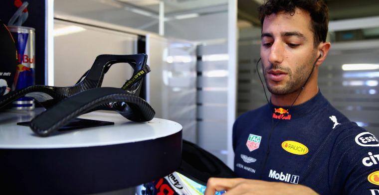 Ricciardo: ''Zal wel gezellig worden met Lewis tijdens de race''