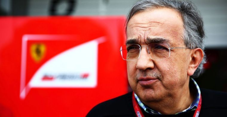 BREAKING: Marchionne steps down from Ferrari due to health concerns