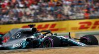 Afbeelding: Lewis Hamilton moet naar de stewards na race op Hockenheim