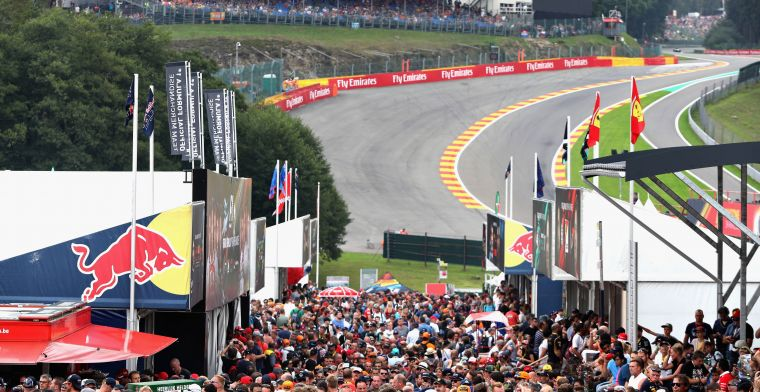 Win VIP-kaarten voor de GP van België!