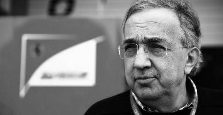 Sergio Marchionne dies age 66