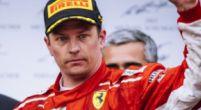 Afbeelding: Raikkonen verlengt record met 30 podiums zonder winst