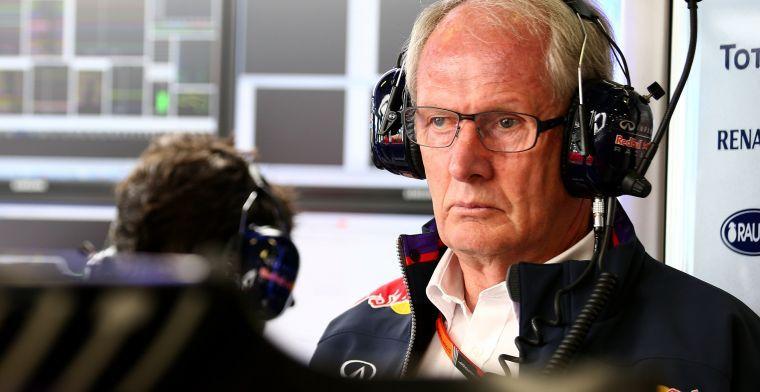 'Helmut Marko tegen komst van Carlos Sainz naast Max Verstappen'