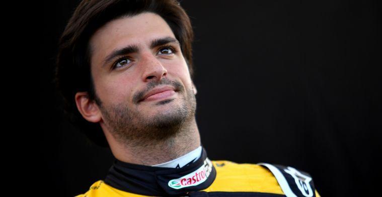 Brundle: Als Sainz volgend jaar geen goede wagen krijgt, is dat een schande