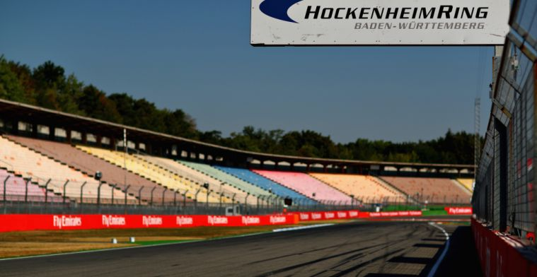 Hockenheim organisers hoping 2018 spectacle opens the door for long-term deal