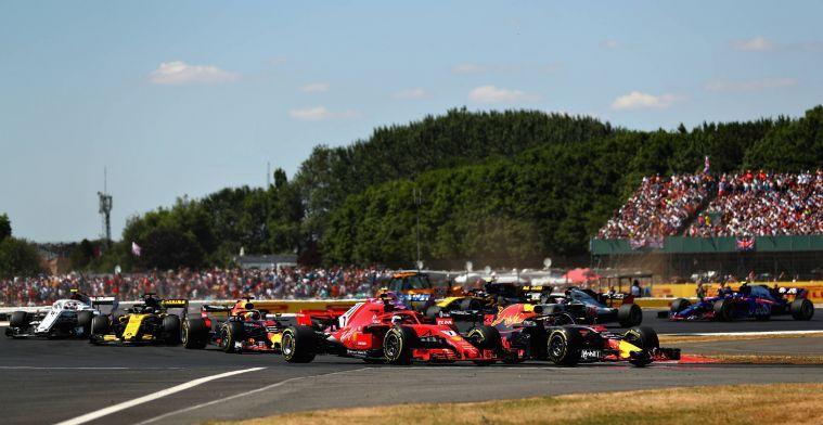 Onderhandelingen Duitse Grand Prix toch hervat