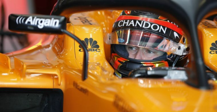 Vandoorne happy chassis issue fixed as his McLaren seat could be at stake