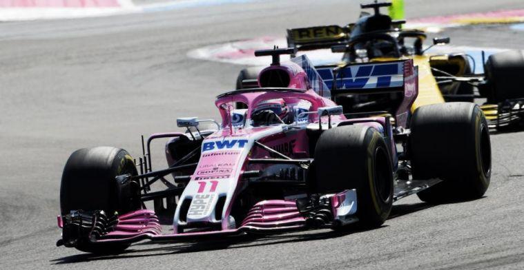 Force India zet ontwikkeling voort, waarschijnlijk nieuwe upgrades in Spa