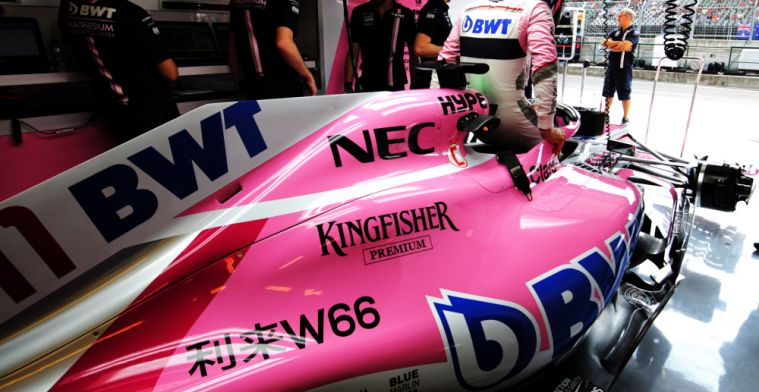 Force India to resume upgrades and hope to have them on track by Spa