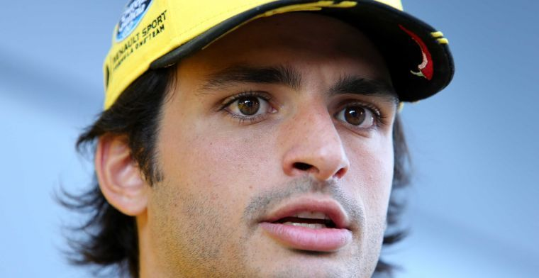 Setbacks this season weird for Sainz