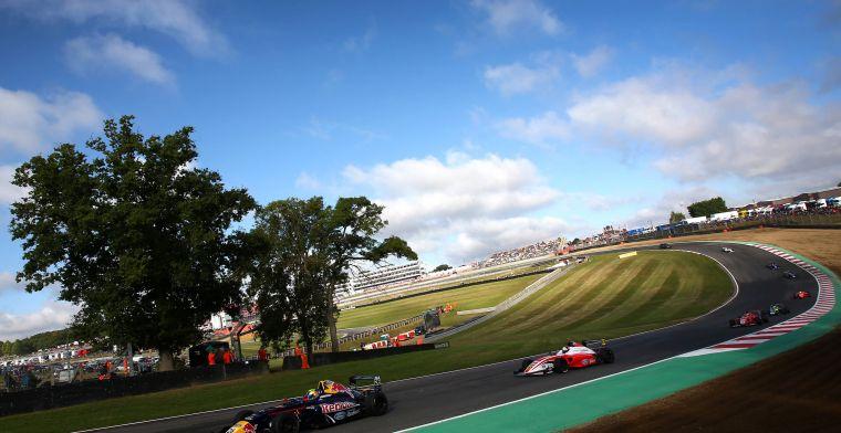 Mercedes: DTM-race op Brands Hatch is het eerste onbekende van 2018