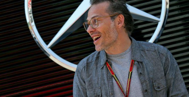 Jacques Villeneuve zegt waar het op slaat, daarom is hij een fijne collega