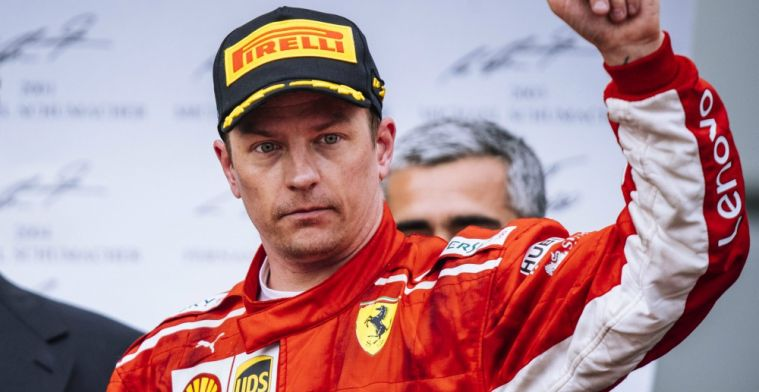 RUMOUR: Raikkonen signed contract extension with Ferrari?