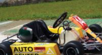 Afbeelding: Allerlaatste kart waarmee Ayrton Senna reed gaat in de verkoop!