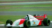 Afbeelding: Historisch gevecht: Mika Hakkinen en Rubens Barrichello