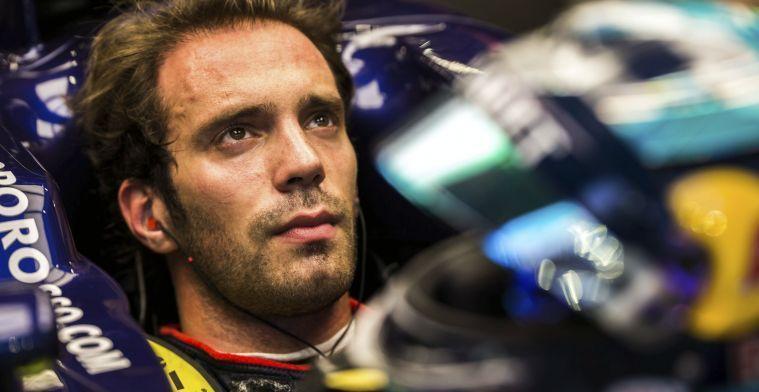 Jean-Eric Vergne heeft de mogelijkheid terug te keren in de Formule 1!