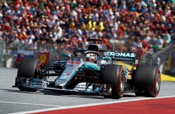 Lewis Hamilton in België op jacht naar nieuw record