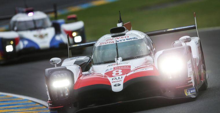 Fernando Alonso wint met Toyota de zes uur van Silverstone