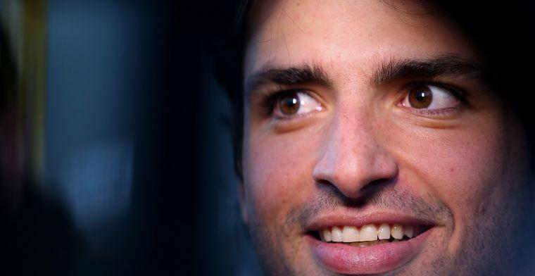 Carlos Sainz laaiend enthousiast over Assen als Grand Prix locatie!