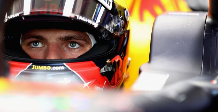 Verstappen see's eSports potential in future for F1 teams