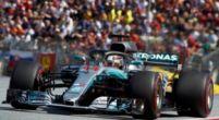 Afbeelding: Lewis Hamilton in België op jacht naar nieuw record