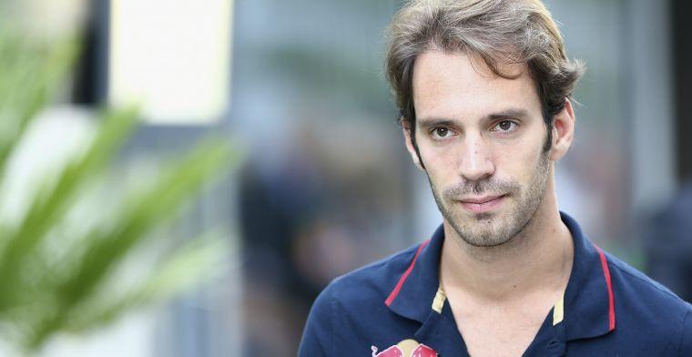 Vergne: 'Red Bull heeft mij helemaal niet benaderd als teamgenoot voor Verstappen'