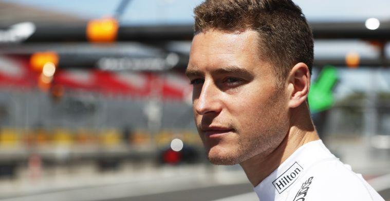Stoffel Vandoorne klaar voor Grand Prix van België