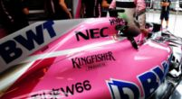 Image: Perez close to signing contract extension with Force India
