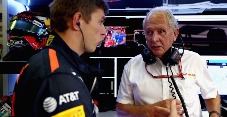 Marko: ''Mijn doel is om van Verstappen de jongste wereldkampioen te maken''
