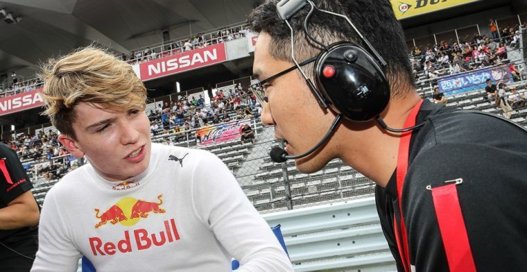 Red Bull could send junior drivers to Super Formula over F2