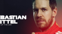 Image: Vettel voted Driver of the Day by F1!