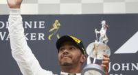 "Afbeelding: Damon Hill: ""Lewis Hamilton heeft dat sublieme talent zoals Ayrton Senna"""