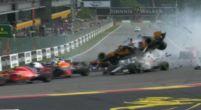 Afbeelding: Alonso wakker geworden met rugpijn als gevolg van incident Belgische Grand Prix