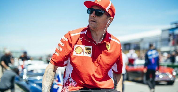 RUMOUR: Raikkonen informed of Ferrari departure before Monza