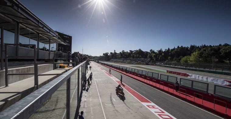 Legendary circuit Imola eyeing F1 comeback